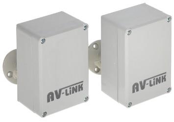 Zestaw transmisji bezprzewodowej AV-500